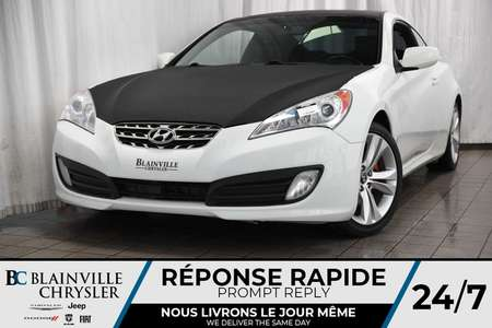 2012 Hyundai GENESIS COUPE 2.0T + MAGS + CUIR + TOIT + BLUETOOTH for Sale  - BC-P1255  - Blainville Chrysler