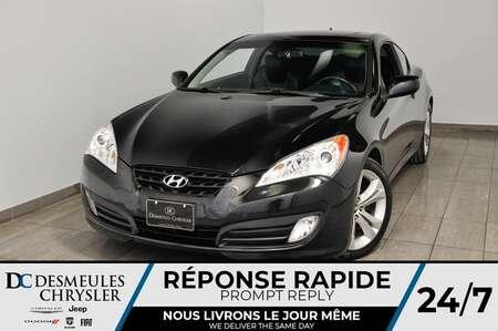 2011 Hyundai GENESIS COUPE Genesis Coupe * Toit Ouvr * Automatique * for Sale  - DC-M1384A  - Desmeules Chrysler