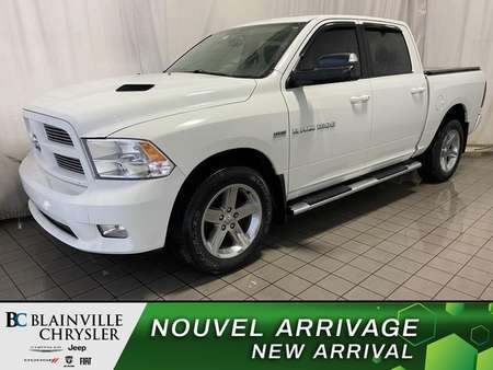 2011 Ram 1500 SPORT * CAMERA RECUL * BLUETOOTH * for Sale  - 20053A  - Blainville Chrysler