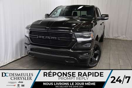 2019 Ram 1500 Sport - WOW! HOOD SPORT/EXHAUST SPORT *180$/SEM for Sale  - DC-90093  - Desmeules Chrysler