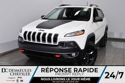 2016 Jeep Cherokee *GPS*  *TOIT PANO* *CAM RECULE*  101.48/SEMAINE  - DC-90935A  - Desmeules Chrysler