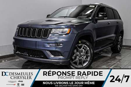 2020 Jeep Grand Cherokee Limited X + UCONNECT + TOIT OUV *152$/SEM for Sale  - DC-20287  - Blainville Chrysler