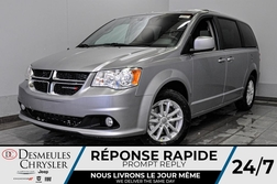2019 Dodge Grand Caravan SXT Premium Plus + DVD + BLUETOOTH *77$/SEM  - DC-91206  - Desmeules Chrysler