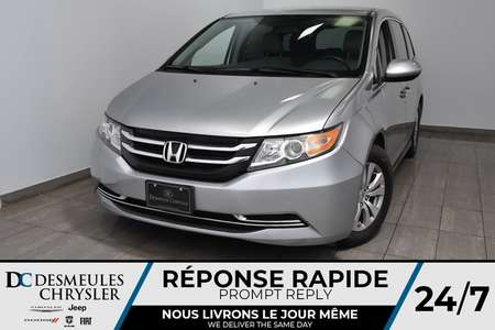 2016 Honda Odyssey EX * Cam Rec * Climat Auto *111$/semaine for Sale  - DC-M1476  - Blainville Chrysler