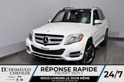 2014 Mercedes-Benz GLK-Class *GPS* *TOIT PANO* *CAM RECULE* 123$/SEMAINE  - DC-A1512  - Desmeules Chrysler