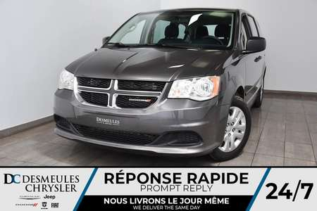 2017 Dodge Grand Caravan A/C *Mode Econ * 77$/Semaine for Sale  - DC-M1459  - Desmeules Chrysler