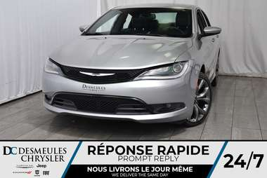2015 Chrysler 200 S *