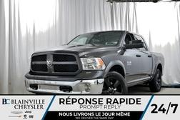 2018 Ram 1500 CREW CAB + BIG HORN + V6 DIESEL + NAV + MAGS  - 80269  - Desmeules Chrysler
