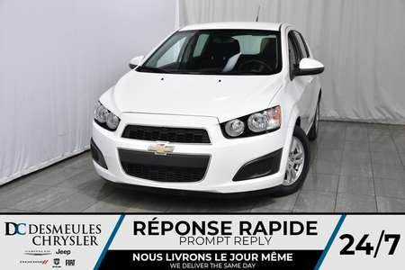 2012 Chevrolet Sonic LT for Sale  - DC-A1079  - Desmeules Chrysler