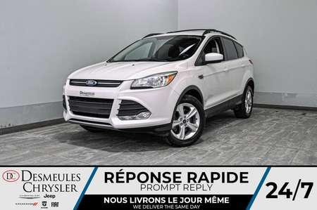 2015 Ford Escape SE + a/c + bluetooth + bancs chauff for Sale  - DC-D1915  - Desmeules Chrysler