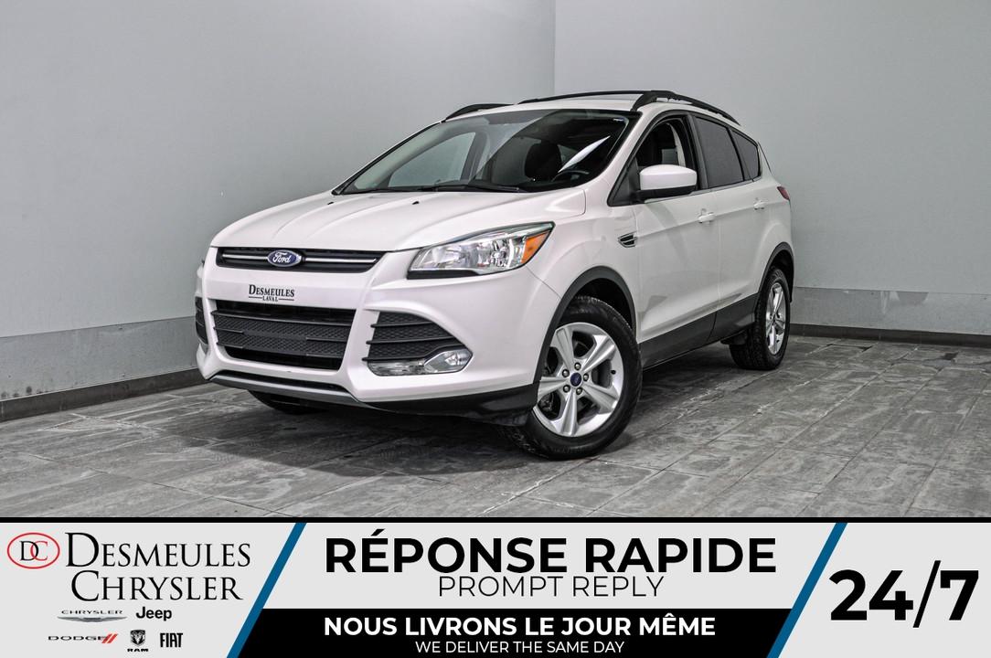 2015 Ford Escape  - Blainville Chrysler