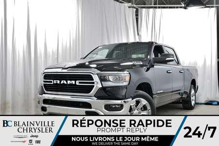 2019 Ram 1500 Big Horn Crew Cab for Sale  - 90032  - Desmeules Chrysler
