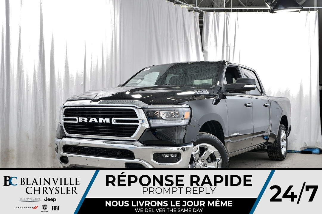 2019 Ram 1500  - Blainville Chrysler