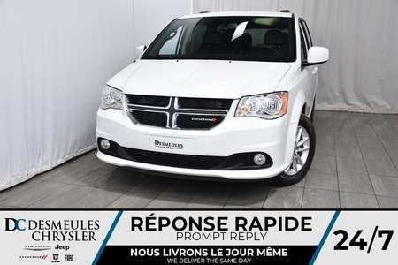 2018 Dodge Grand Caravan SXT Prem Plus * 7 Passager * Mode ECON * Stow n Go for Sale  - DC-A1083  - Blainville Chrysler