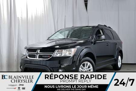 2018 Dodge Journey SXT + V6 3.6L + BLUETOOTH + SYSTÈME UCONNECT 3 for Sale  - 80164  - Desmeules Chrysler