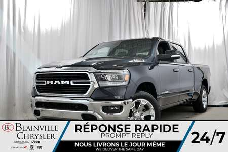 2019 Ram 1500 Big Horn Crew Cab for Sale  - 90033  - Desmeules Chrysler