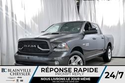 2018 Ram 1500 SPORT + CREW CAB + V8 5.7L HEMI + MAGS 20'' + NAV  - 80321  - Desmeules Chrysler