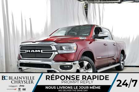 2019 Ram 1500 Laramie Crew Cab for Sale  - 90057  - Desmeules Chrysler