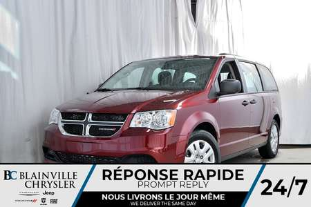 2019 Dodge Grand Caravan Canada Value Package for Sale  - 90090  - Desmeules Chrysler