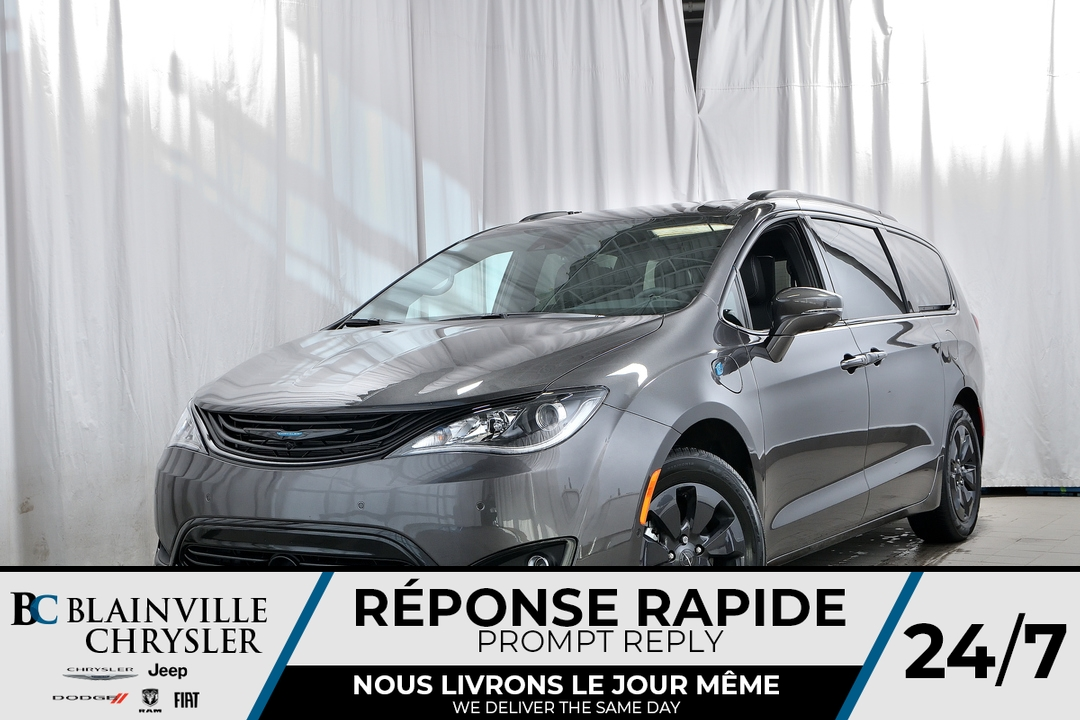 2019 Chrysler Pacifica  - Desmeules Chrysler