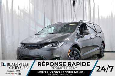 2019 Chrysler Pacifica Limi