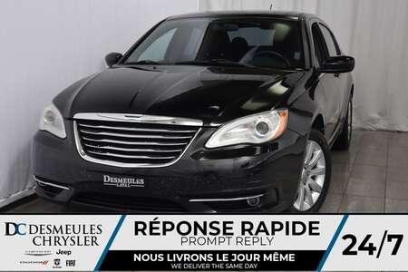 2013 Chrysler 200 Touring * AUX * A/C * Automatique for Sale  - DC-A0794B  - Desmeules Chrysler