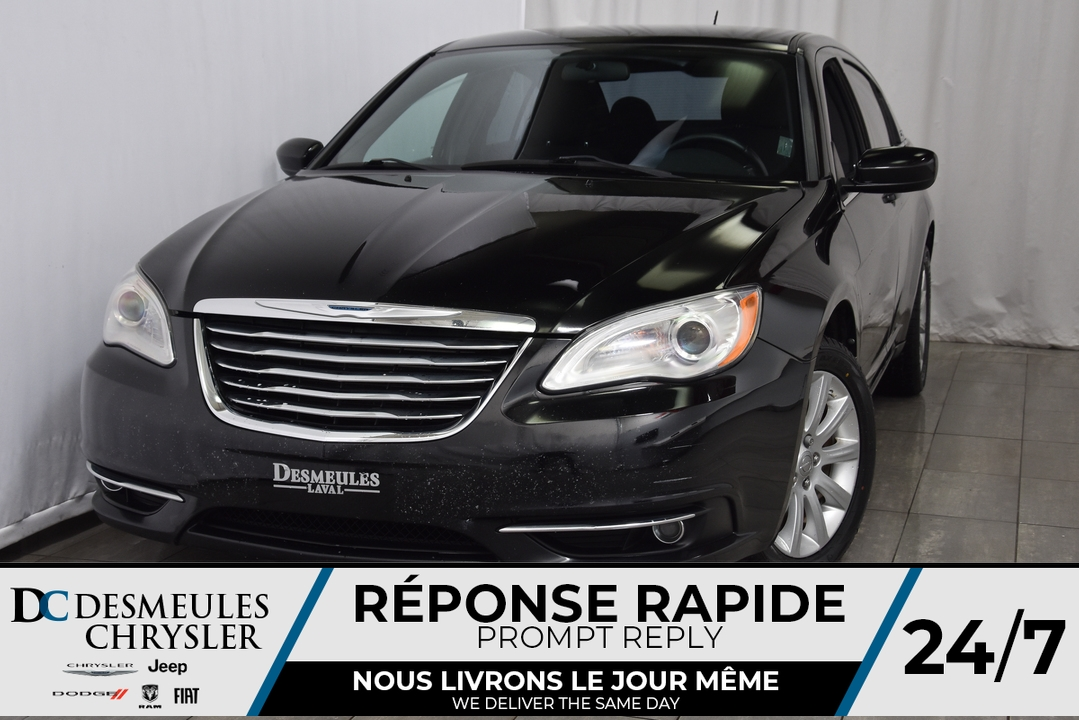 2013 Chrysler 200  - Desmeules Chrysler