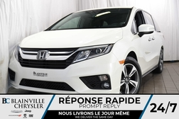 2018 Honda Odyssey 109$/SEM+TOIT OUVRANT+CLIM BI-ZONE+CAM RECUL  - BC-P1153  - Desmeules Chrysler