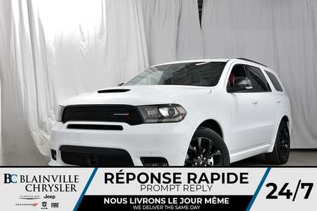 2019 Dodge Durango R/T AWD + V8 5.7L HEMI + ALERTE ANGLES MORTS for Sale  - 90115  - Desmeules Chrysler