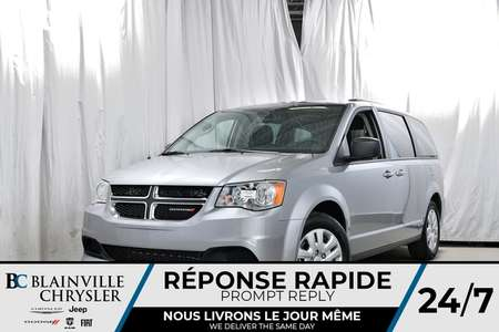 2019 Dodge Grand Caravan SXT for Sale  - BC-90172  - Desmeules Chrysler
