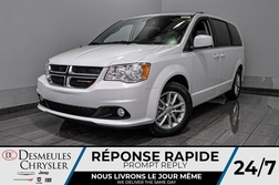 2019 Dodge Grand Caravan SXT Prenium Plus + DVD + UCONNECT *92$/SEM  - DC-91207  - Desmeules Chrysler