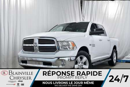 2017 Ram 1500 Crew Cab+SLT+5.7L V8 HEMI+4X4+CAM RECUL+MAGS 20'' for Sale  - BC-70484  - Blainville Chrysler