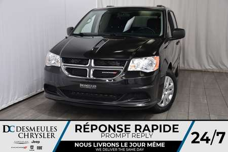 2017 Dodge Grand Caravan SXT * 7 Passagers * Stow N Go for Sale  - DC-A1082  - Desmeules Chrysler
