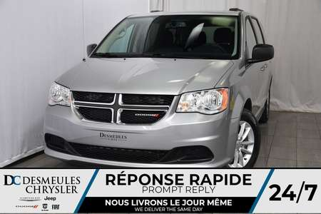 2017 Dodge Grand Caravan SXT * Stow N Go * A/C Bi-Zone * Mode Econ for Sale  - DC-A0795  - Desmeules Chrysler