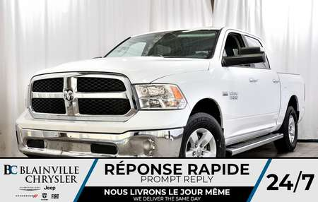 2017 Ram 1500 CREW CAB+5.7L V8 HEMI+4X4+BLUETOOTH+CAM RECUL for Sale  - BC-70488  - Desmeules Chrysler