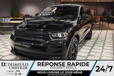 2019 Dodge Durango R/T * NAV * Cam. Rec. * Volant & Sièges Chauff. for Sale  - DC-DE90152  - Blainville Chrysler
