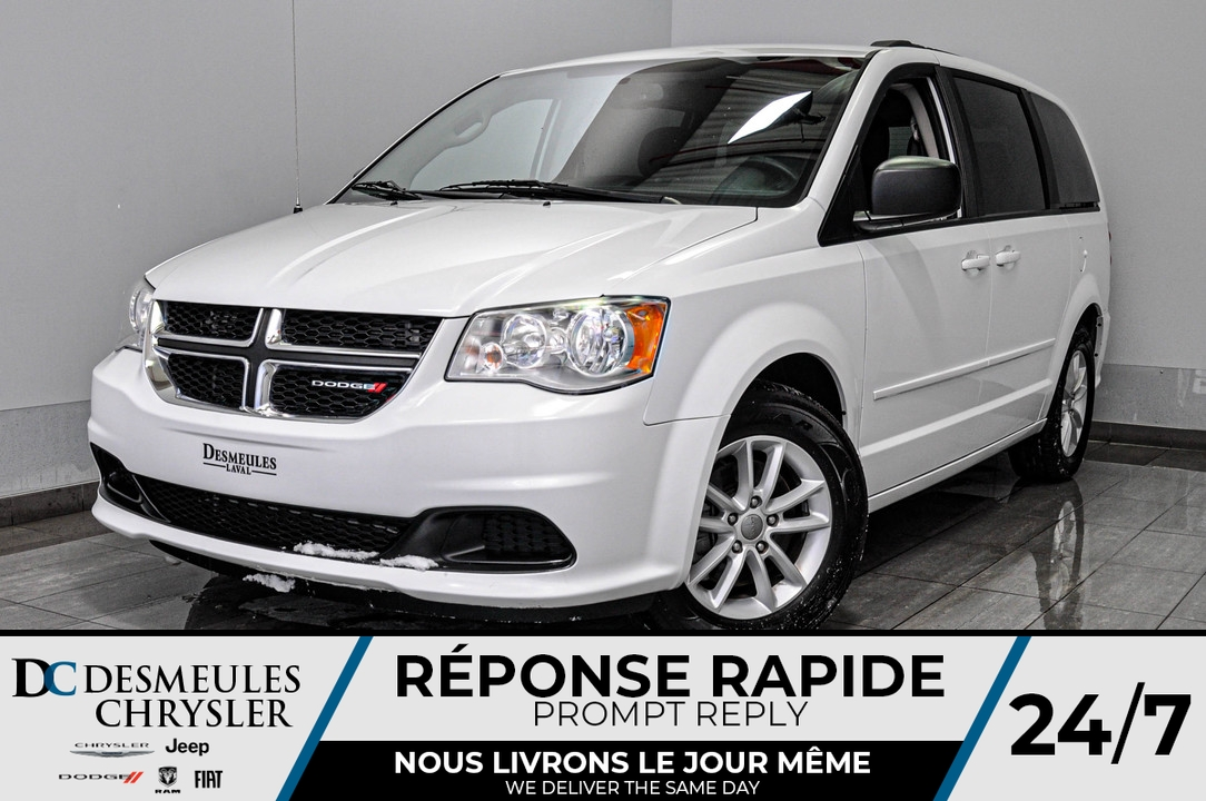2014 Dodge Grand Caravan  - Blainville Chrysler