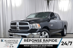 2018 Ram 1500 Crew Cab+3.6L V6 + NAV + DIFF ARRIÈRE AUTOBLOQUANT  - 80122  - Desmeules Chrysler