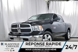 2018 Ram 1500 Crew Cab + 3.0L V6 ECODIESEL + MAGS 20'' + NAV  - 80123  - Blainville Chrysler