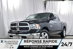 2018 Ram 1500 Crew Cab + 3.0L V6 ECODIESEL + MAGS 20'' + NAV  - 80123  - Desmeules Chrysler