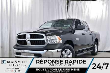 2018 Ram 1500 Crew Cab + 4x4 + 3.6L V6 + ALLURE SXT for Sale  - 80135  - Desmeules Chrysler