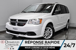 2019 Dodge Grand Caravan SXT Premium Plus + DVD + BLUETOOTH *77$/SEM  - DC-91208  - Desmeules Chrysler