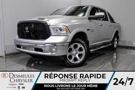 2017 Ram 1500 Laramie + diesel + bancs chauff + bluetooth + a/c for Sale  - DC-20376A  - Desmeules Chrysler
