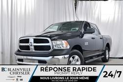 2018 Ram 1500 Crew Cab + 4X4 + V6 3.6L + ALLURE SXT + CAM RECUL  - 80138  - Desmeules Chrysler