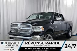 2018 Ram 1500 LARAMIE CREW CAB + V8 5.7L HEMI + UCONNECT 4  - 80214  - Blainville Chrysler