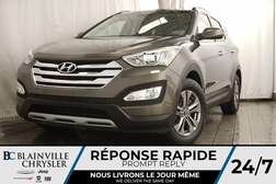 2014 Hyundai Santa Fe Sport AWD + CLIM BI-ZONE + SONAR DE RECUL +  - BC-90069A  - Desmeules Chrysler