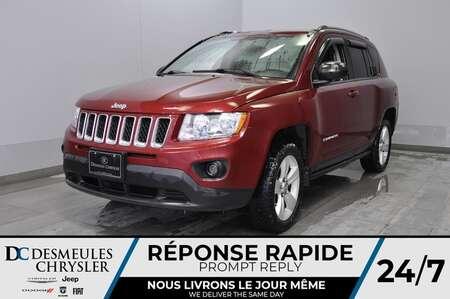 2012 Jeep Compass Sport + a/c + cam recul + bancs chauff for Sale  - DC-D1916  - Blainville Chrysler