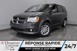 2019 Dodge Grand Caravan SXT Premium Plus + DVD + UCONNECT *77$/SEM  - DC-91212  - Desmeules Chrysler