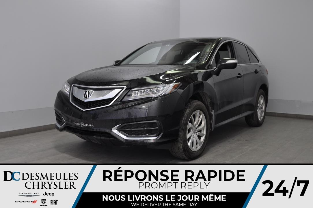 2018 Acura RDX  - Desmeules Chrysler