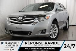 2016 Toyota Venza XLE+MAGS 19''+CAM RECUL+AUDIO ALPINE  - BC-P1179  - Desmeules Chrysler